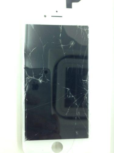 iPhone6sPlus画面割れ修理前