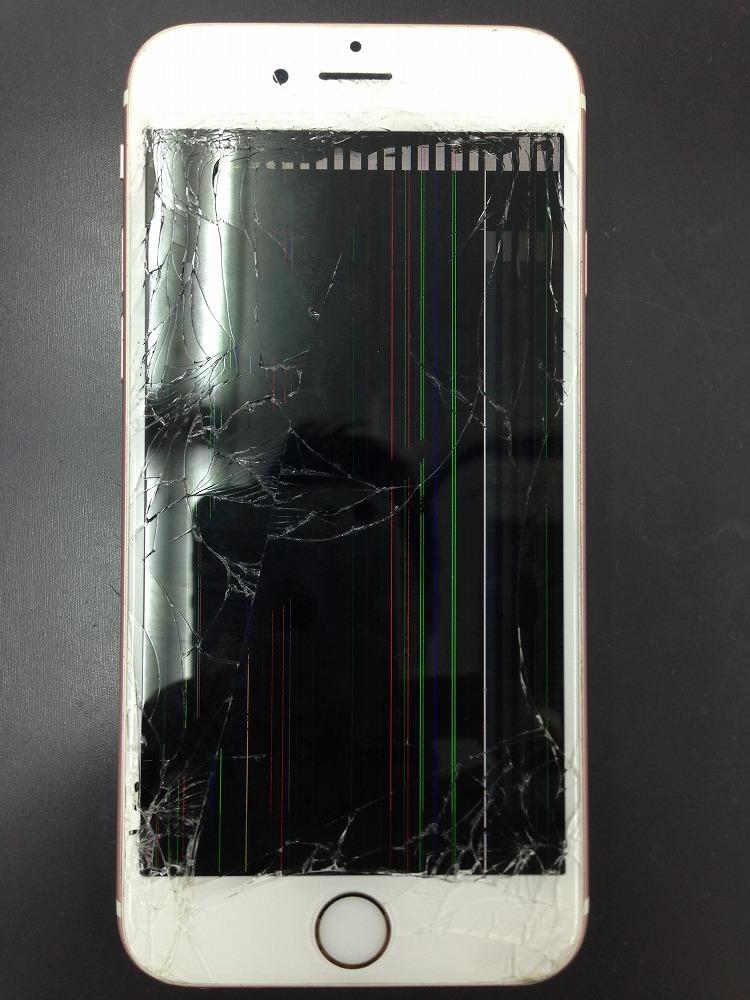 iPhone6sPlus液晶不良