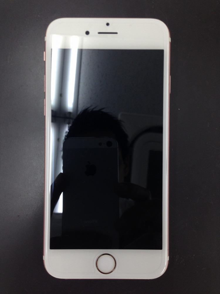 iPhone6sPlus画面交換後