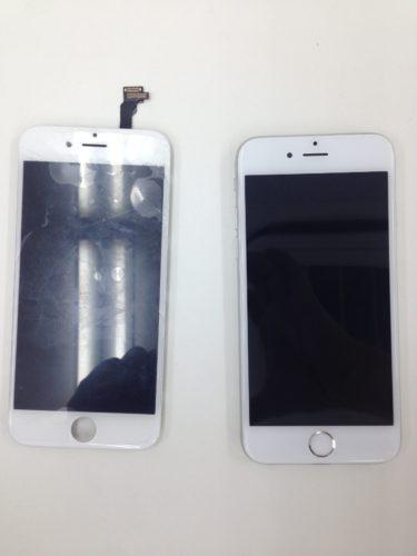 iPhone6ビフォーアフター