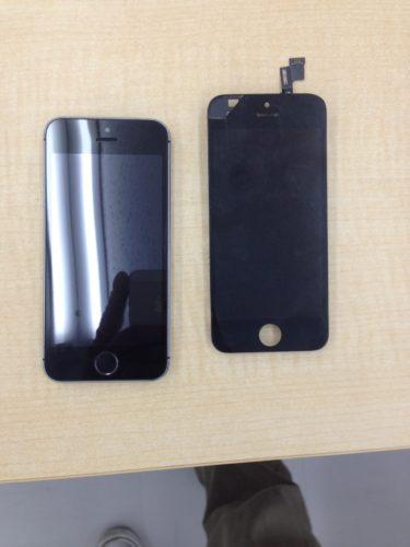 iPhone5sビフォーアフター