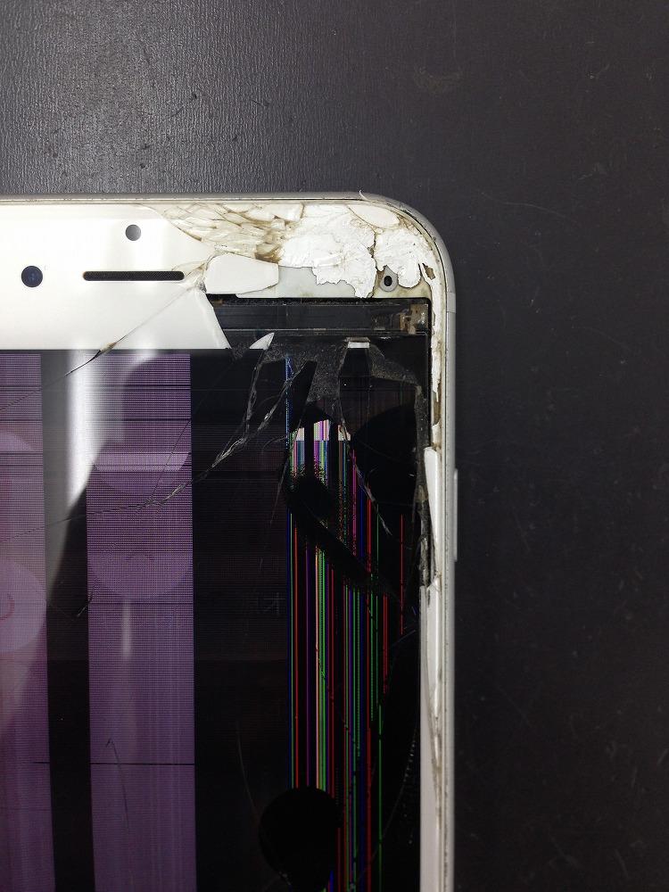 iPhone6s画面崩壊