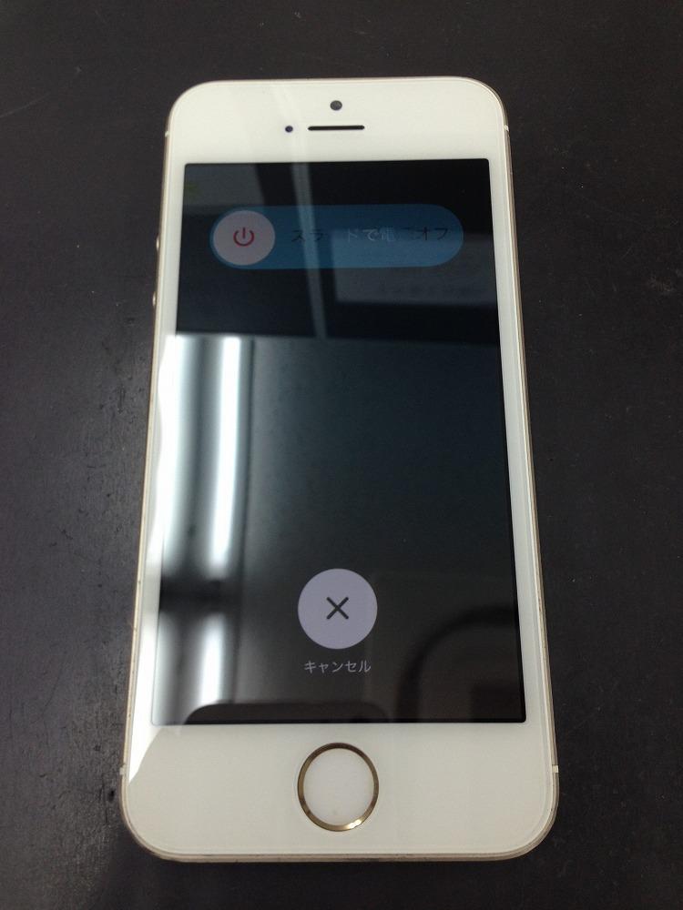 iPhone6s液晶画面交換後
