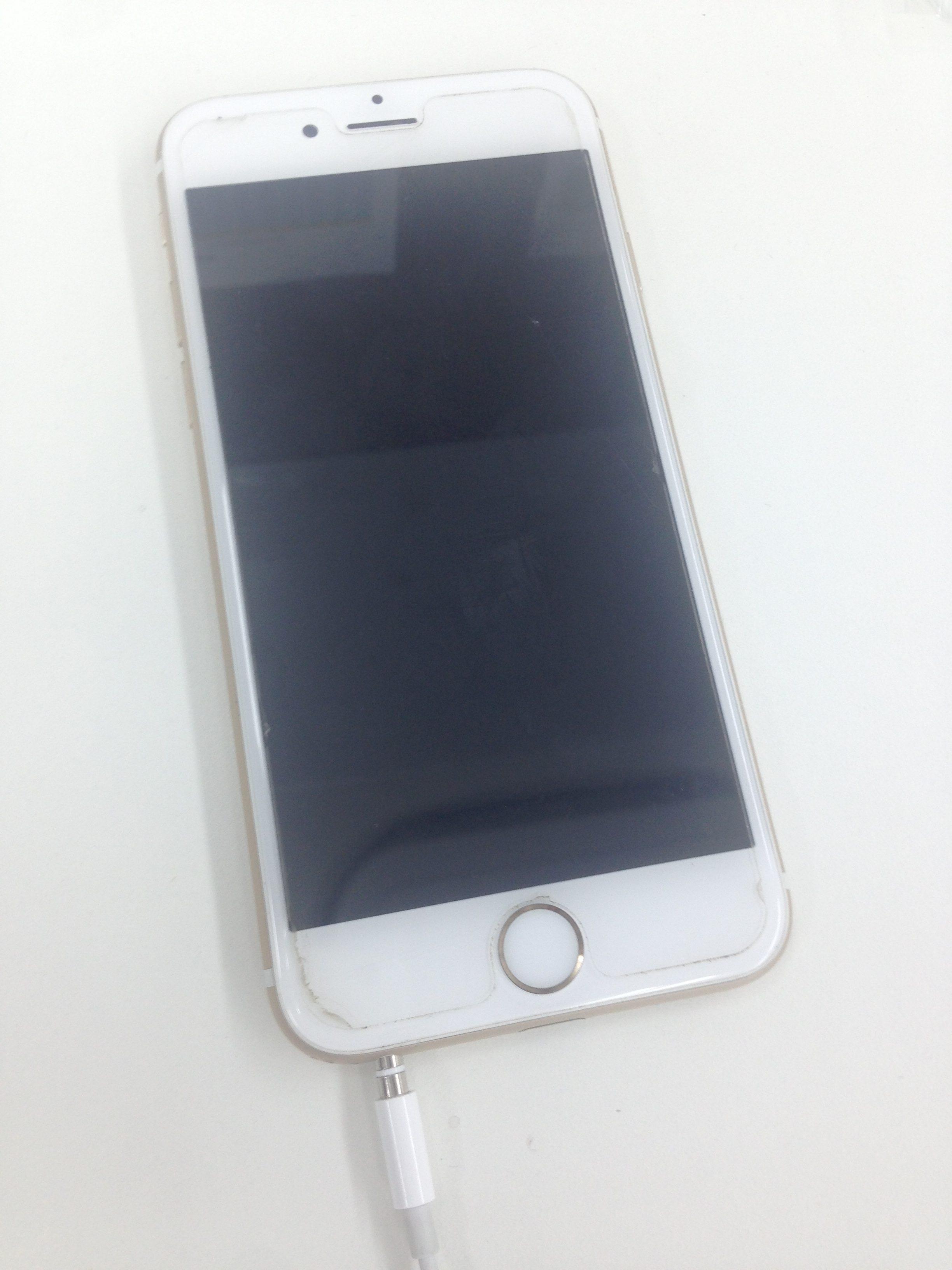 iPhone6sイヤホンジャック故障