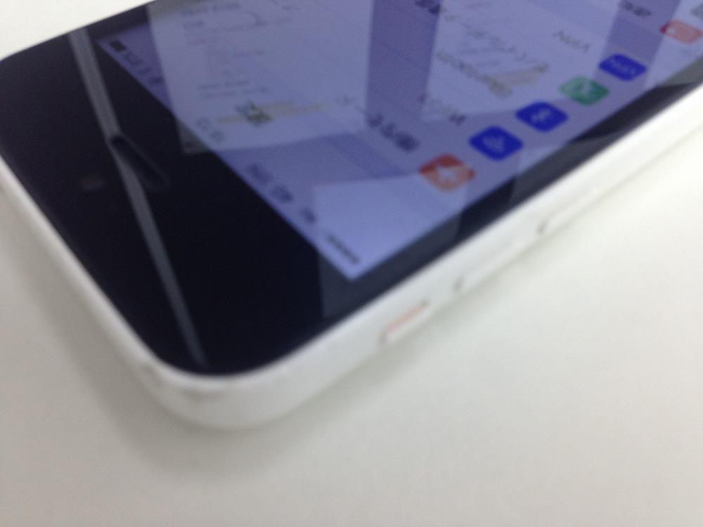 iPhone5cガラス交換後
