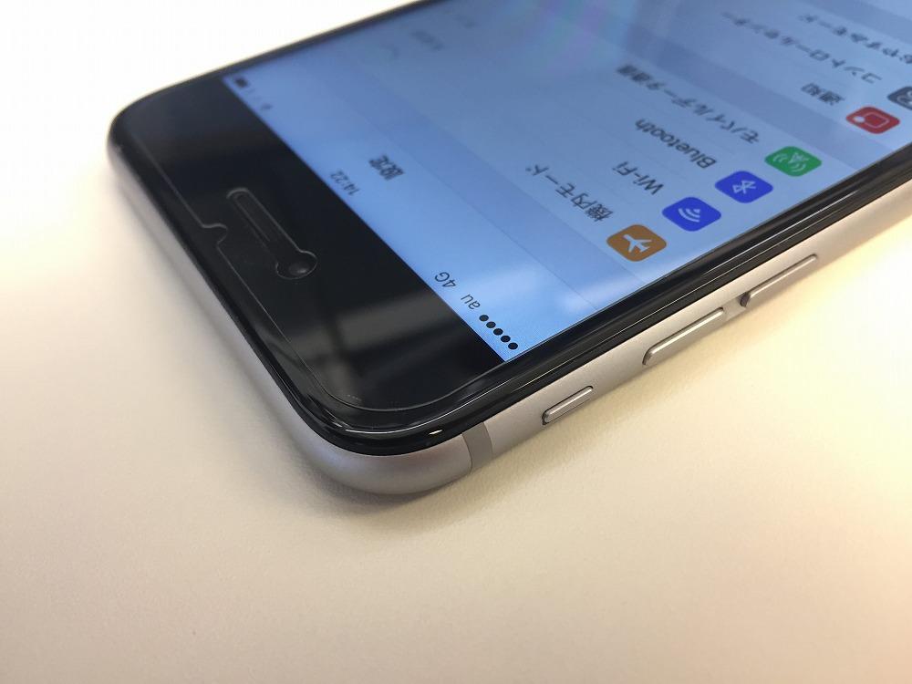 iPhone6Plus液晶交換後