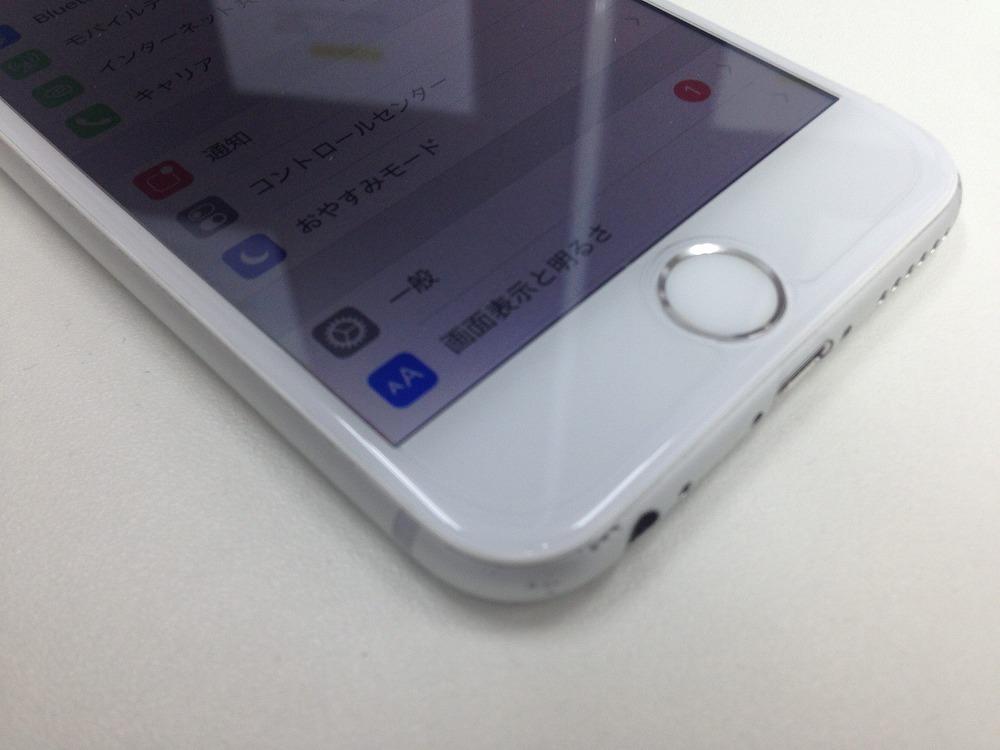 iPhone6きれいに修理