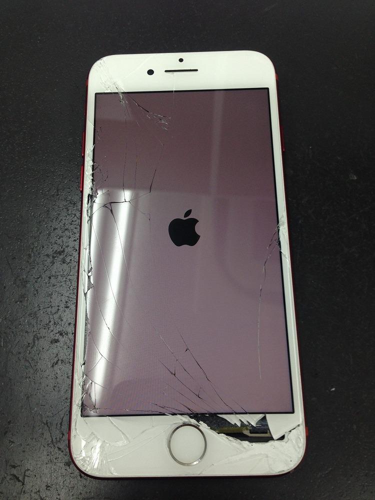 iPhone7穴あき