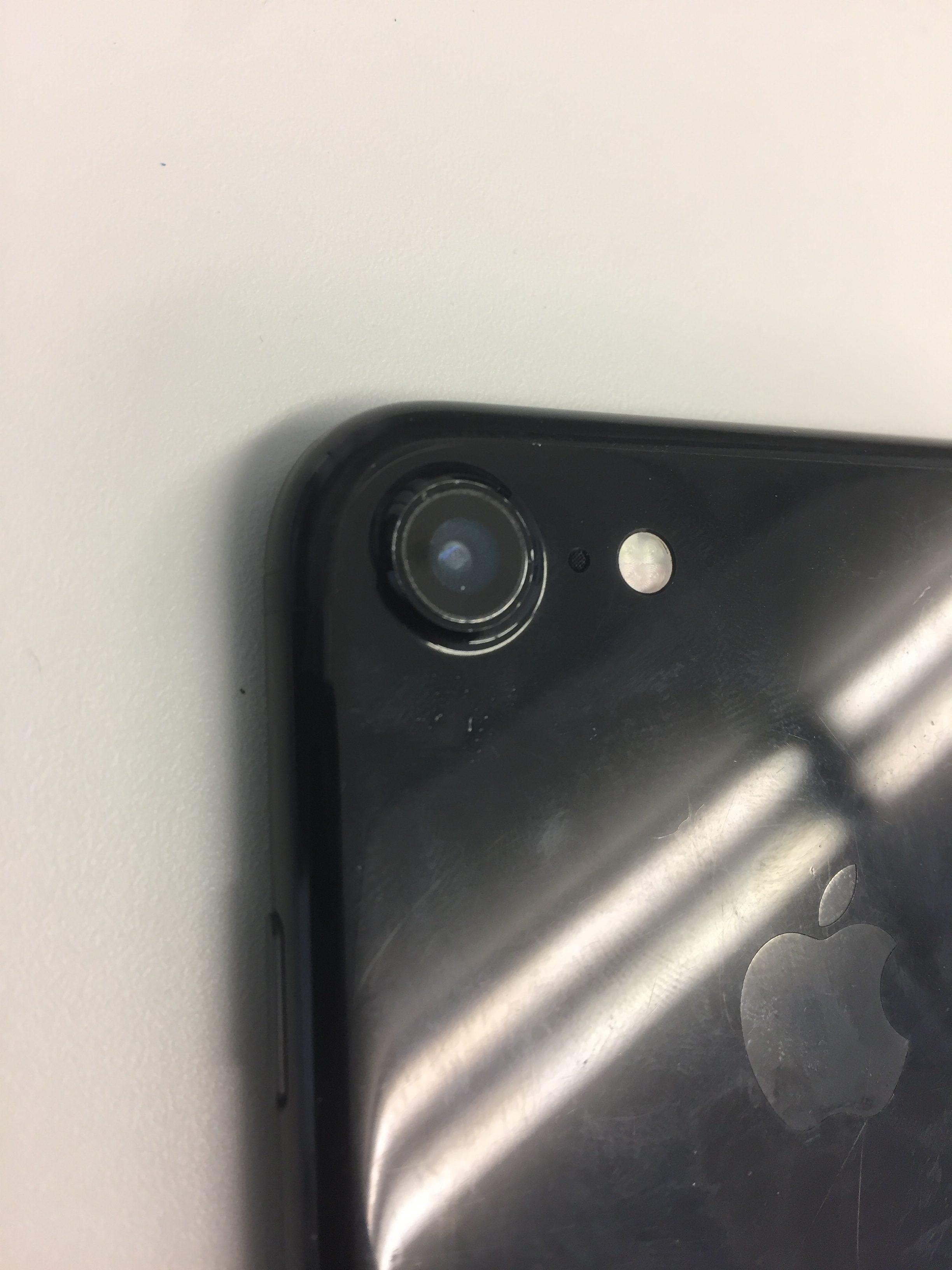 iPhone7 水没 リアカメラ 修理後