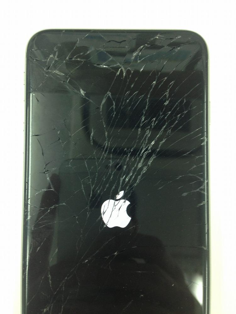アイフォン6プラス画面交換前