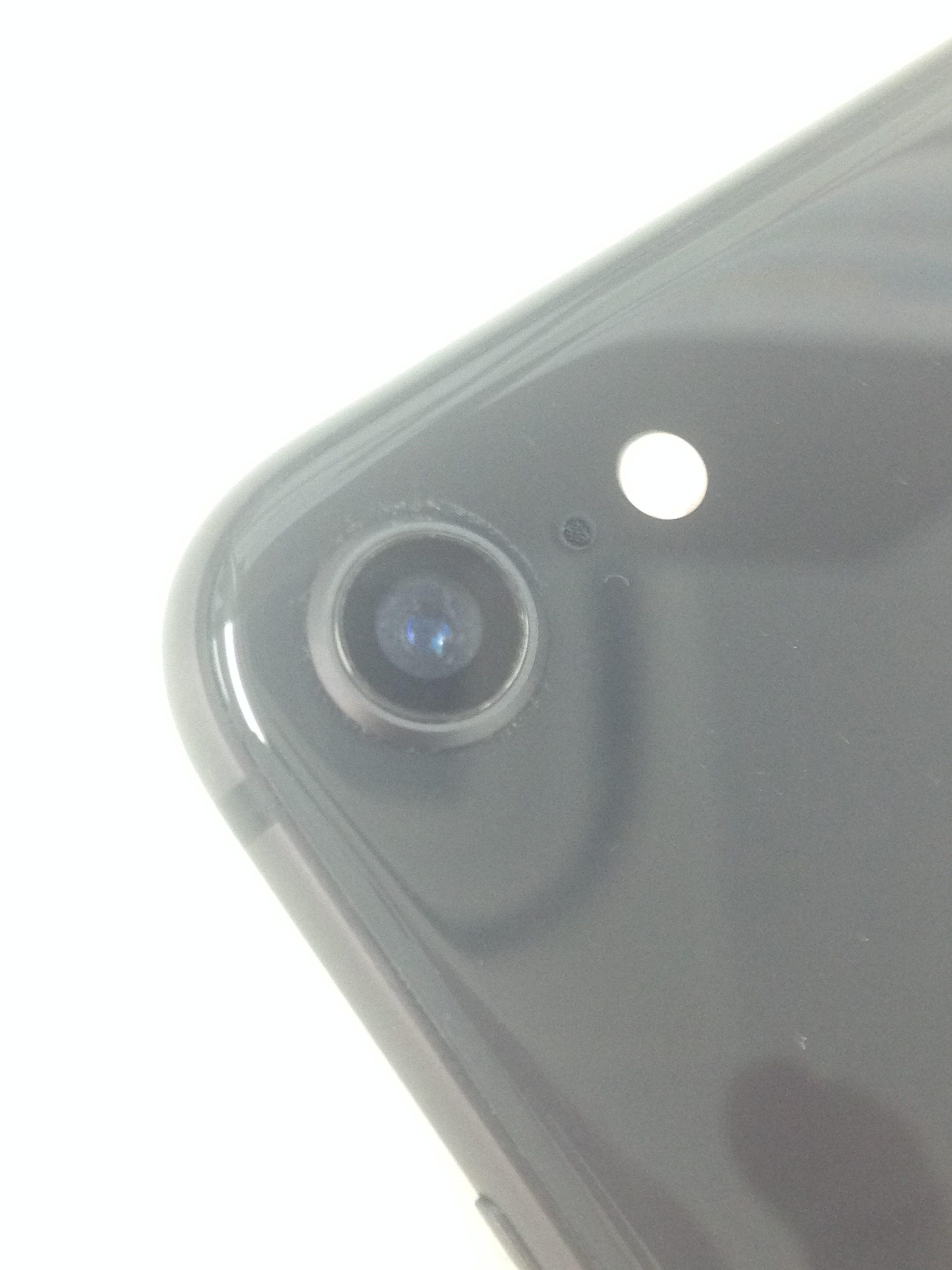iPhone8カメラレンズ交換後