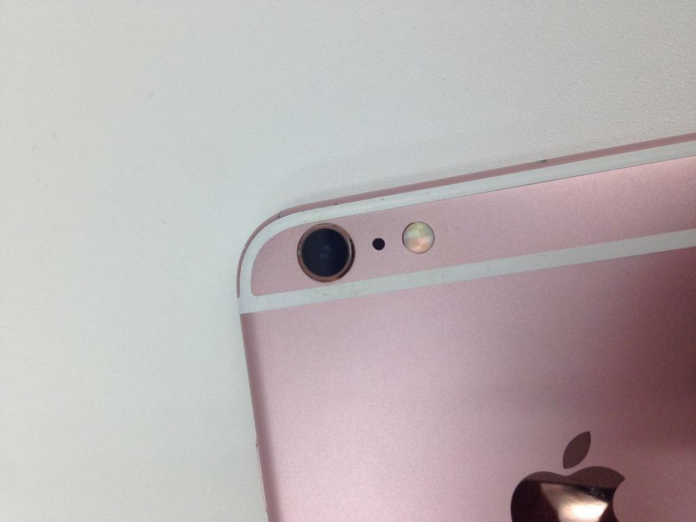 iPhoneカメラ故障