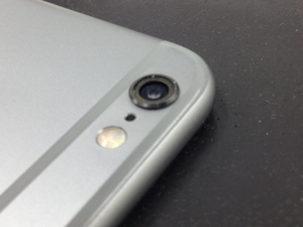 iPhone6カメラレンズ交換前