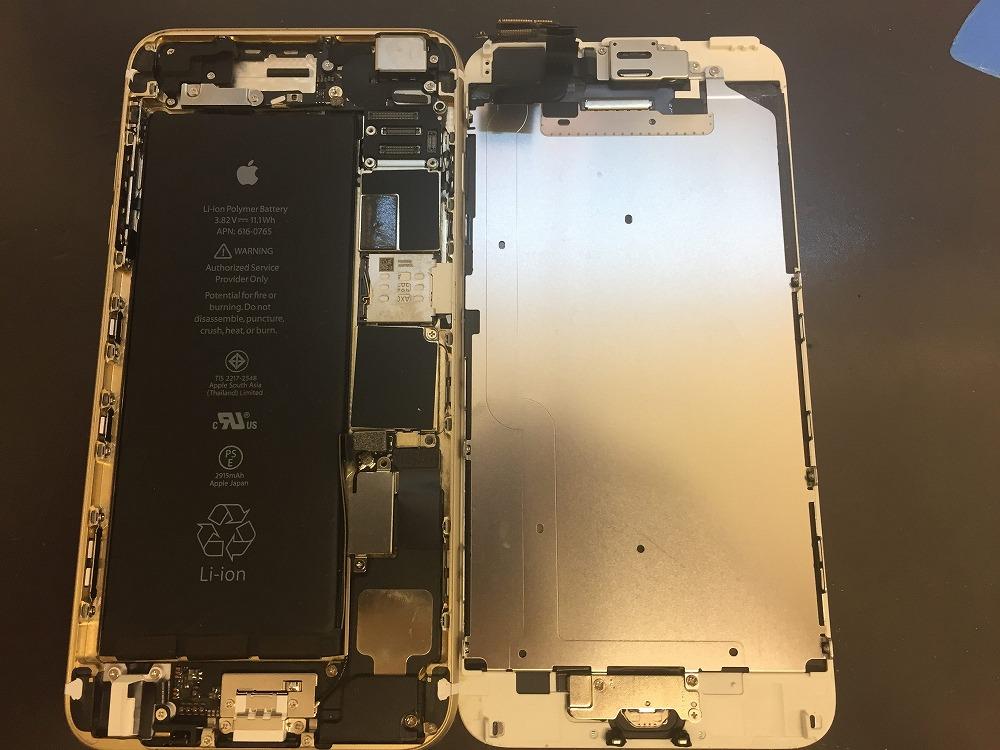 iPhone6Plus内部