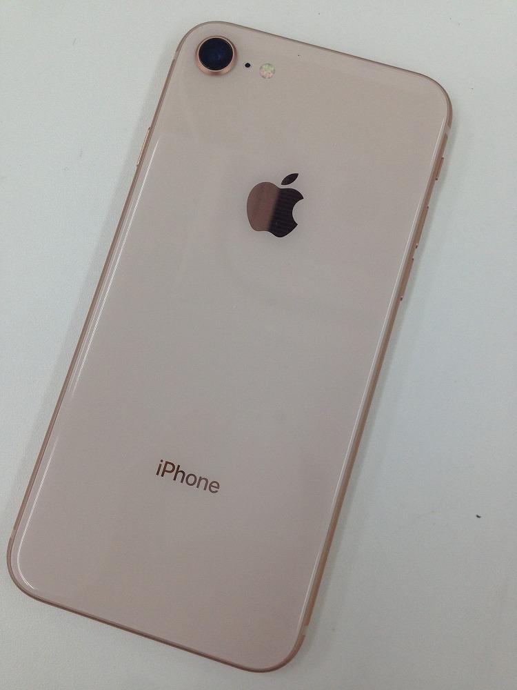 iPhone8背面ガラス