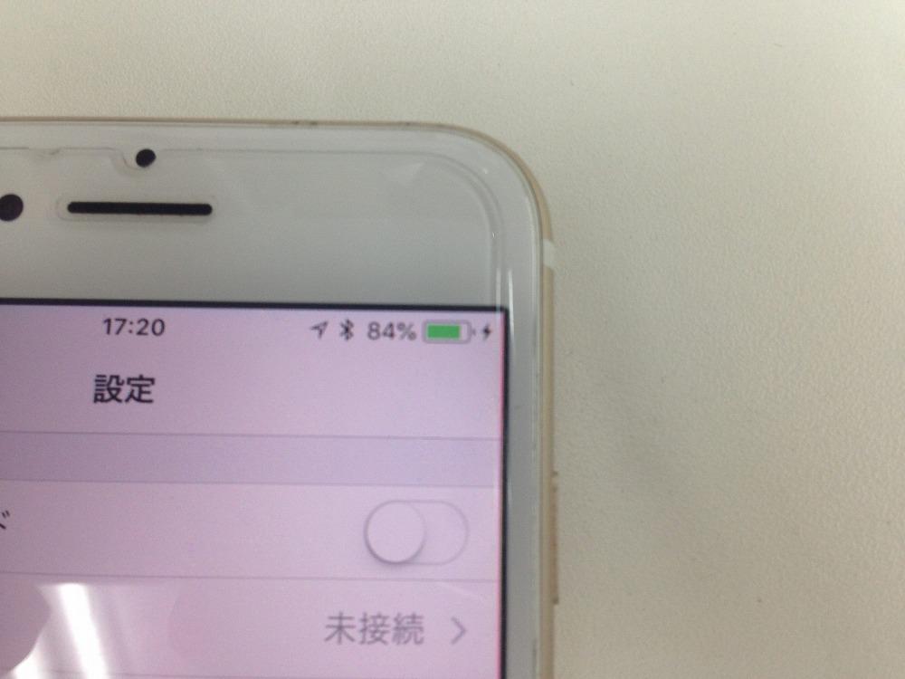 iPhone7ドックコネクター交換後