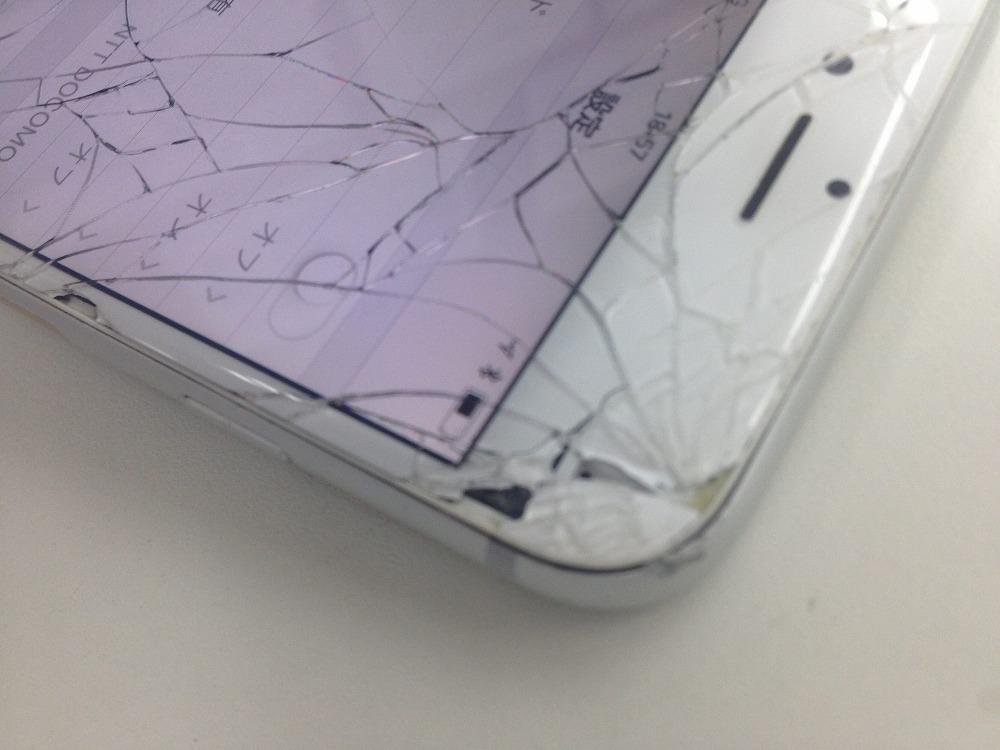 iPhone6画面交換前2