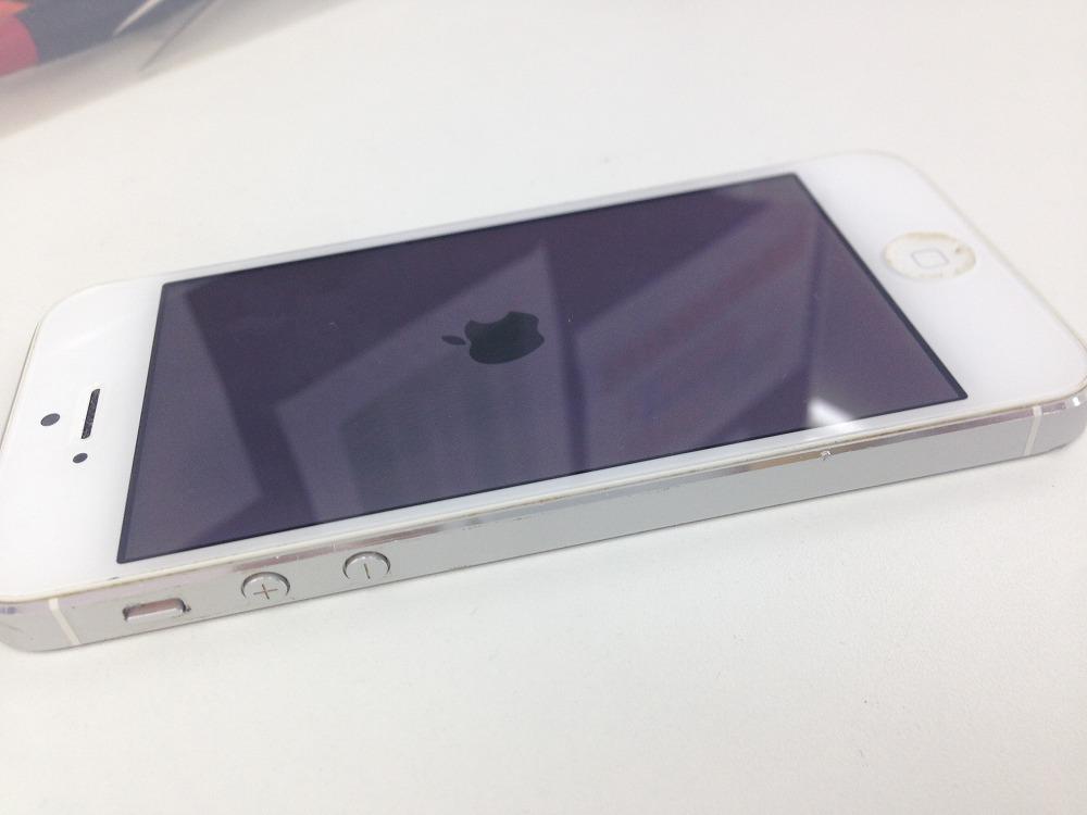 iPhone5バッテリー交換後