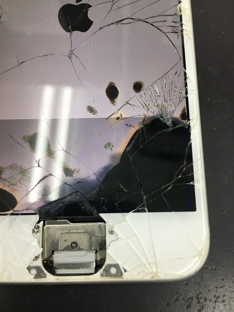 iPhone6ホームボタン失くした
