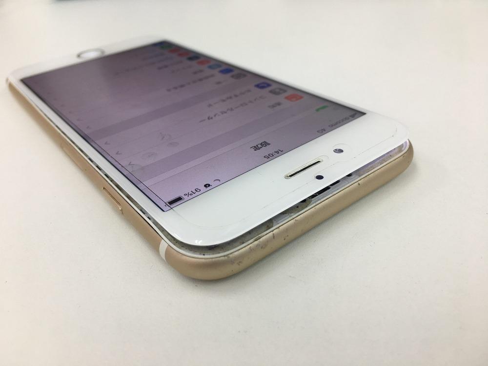 iPhone6s画面浮き