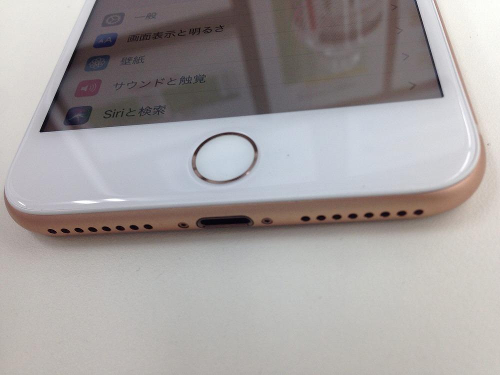 アイフォン8Plus画面交換後