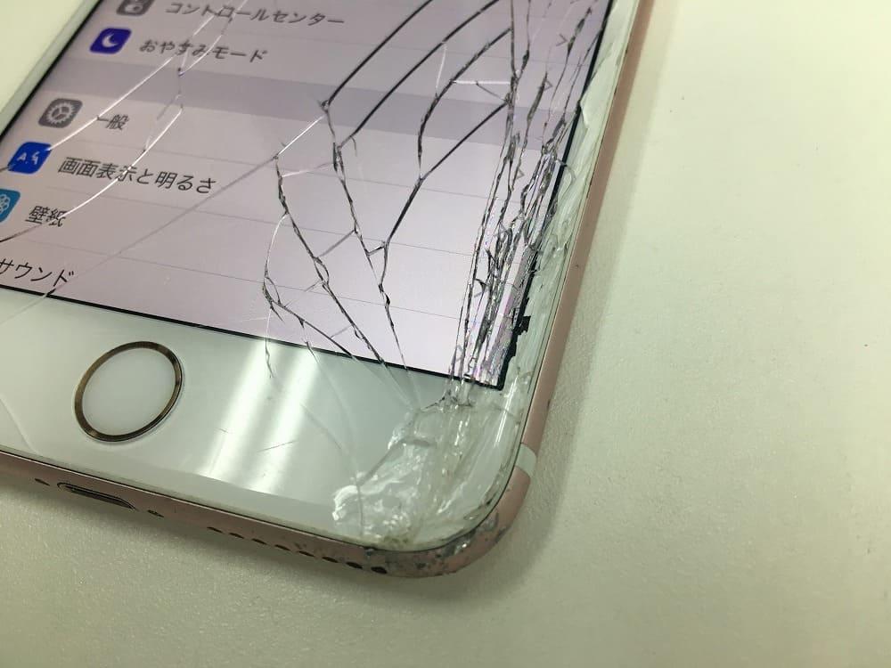 iPhone6sPlus画面交換前2