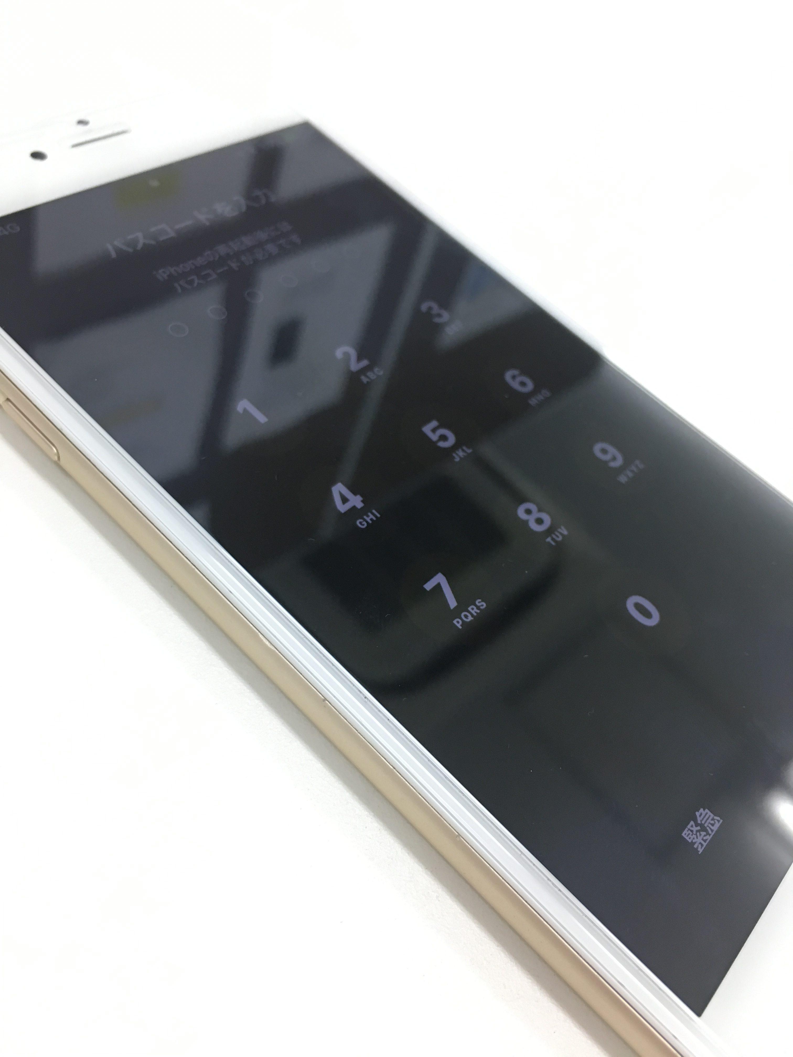 iPhone6Plusパネル浮き解消