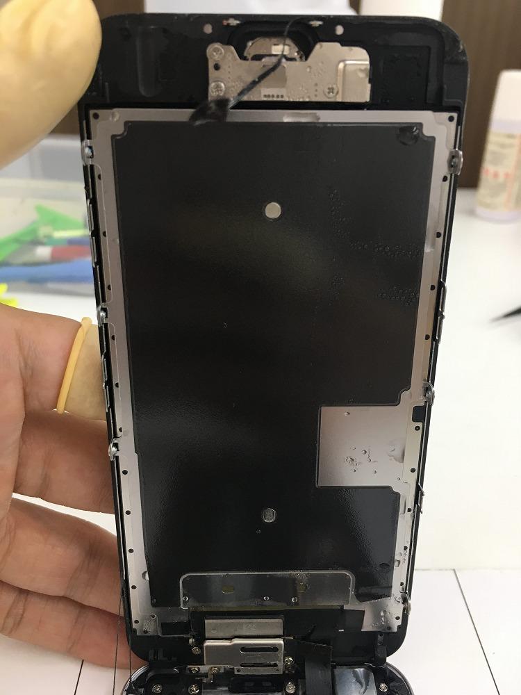 iPhone6s水没反応