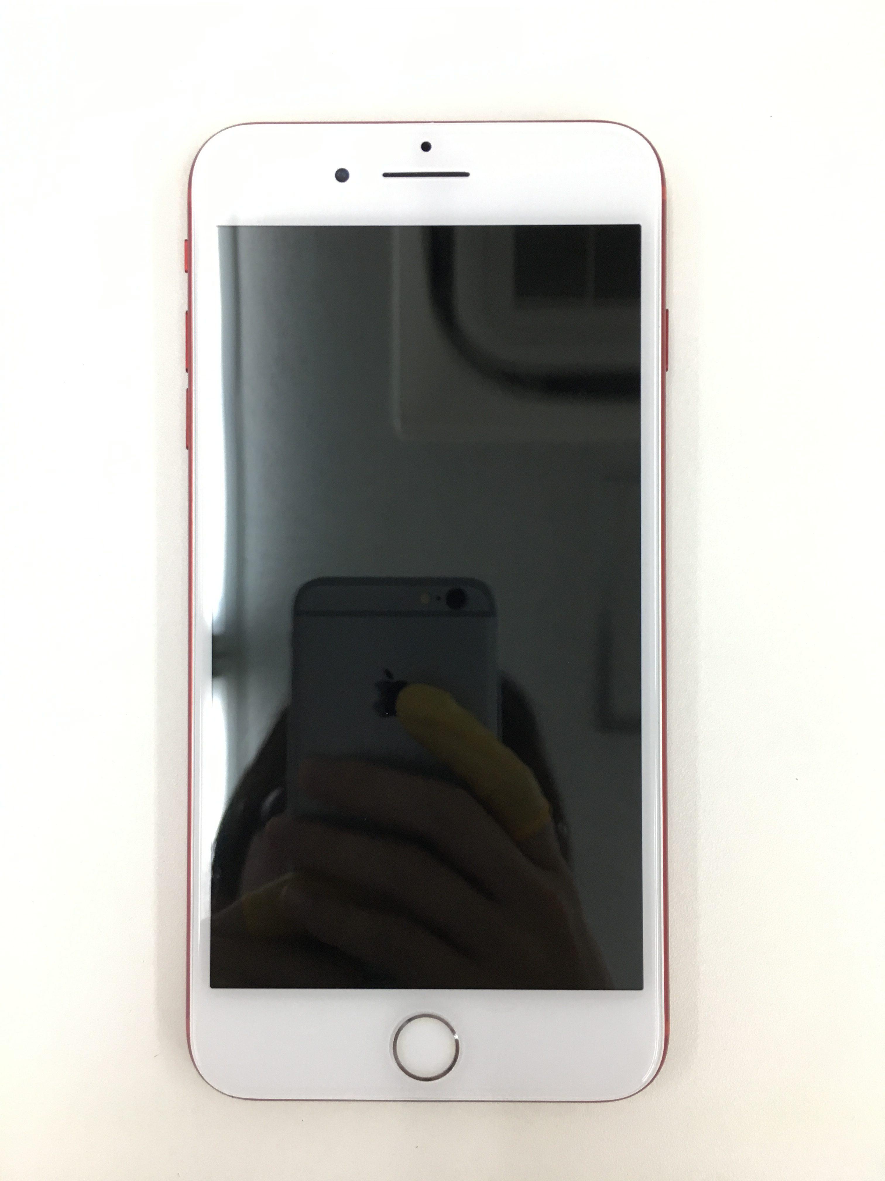 iPhone7Plus画面交換後2