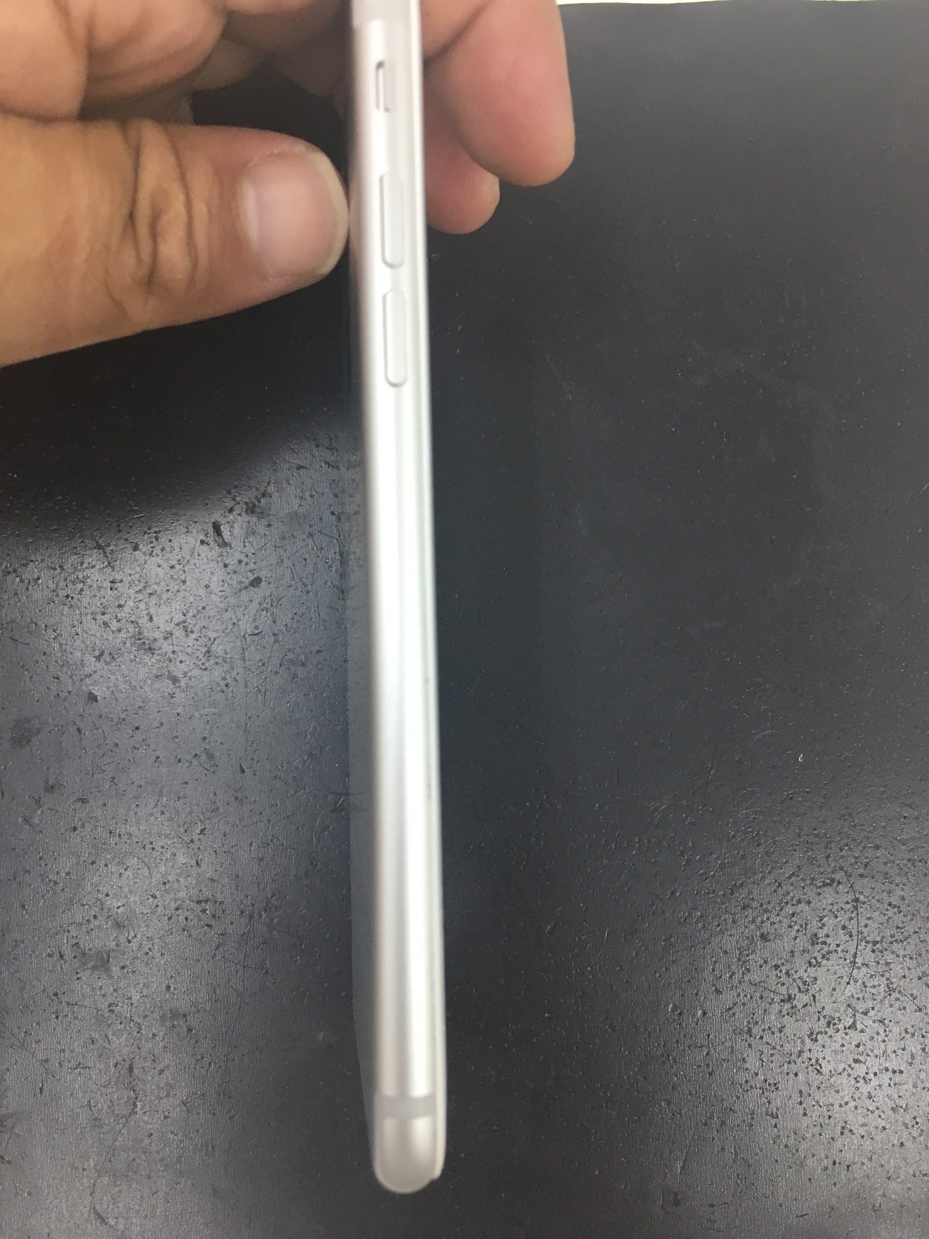 iPhone7フレーム歪み矯正