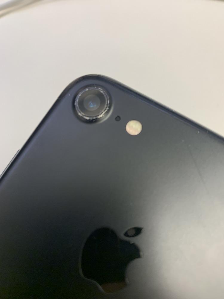 iPhone7アウトカメラレンズ交換後