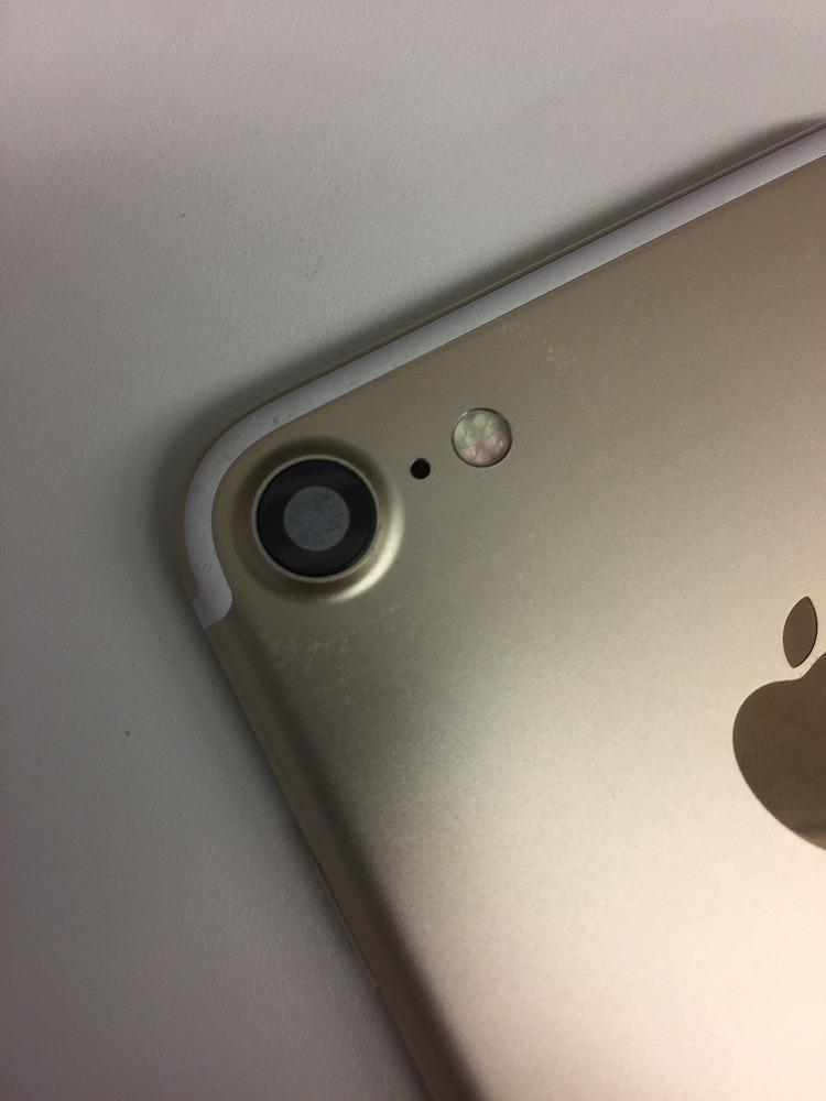 iPhone7水没復旧