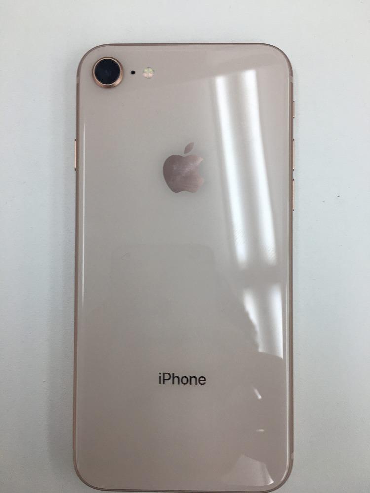 iPhone8背面