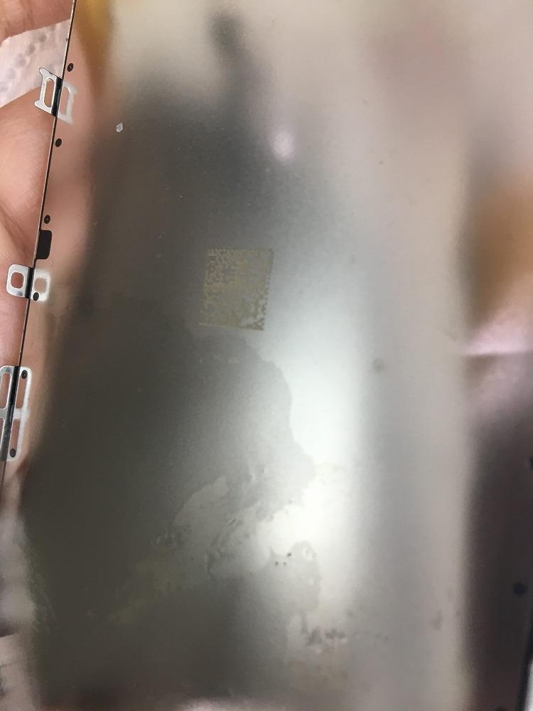 iPhone6s水没復旧6