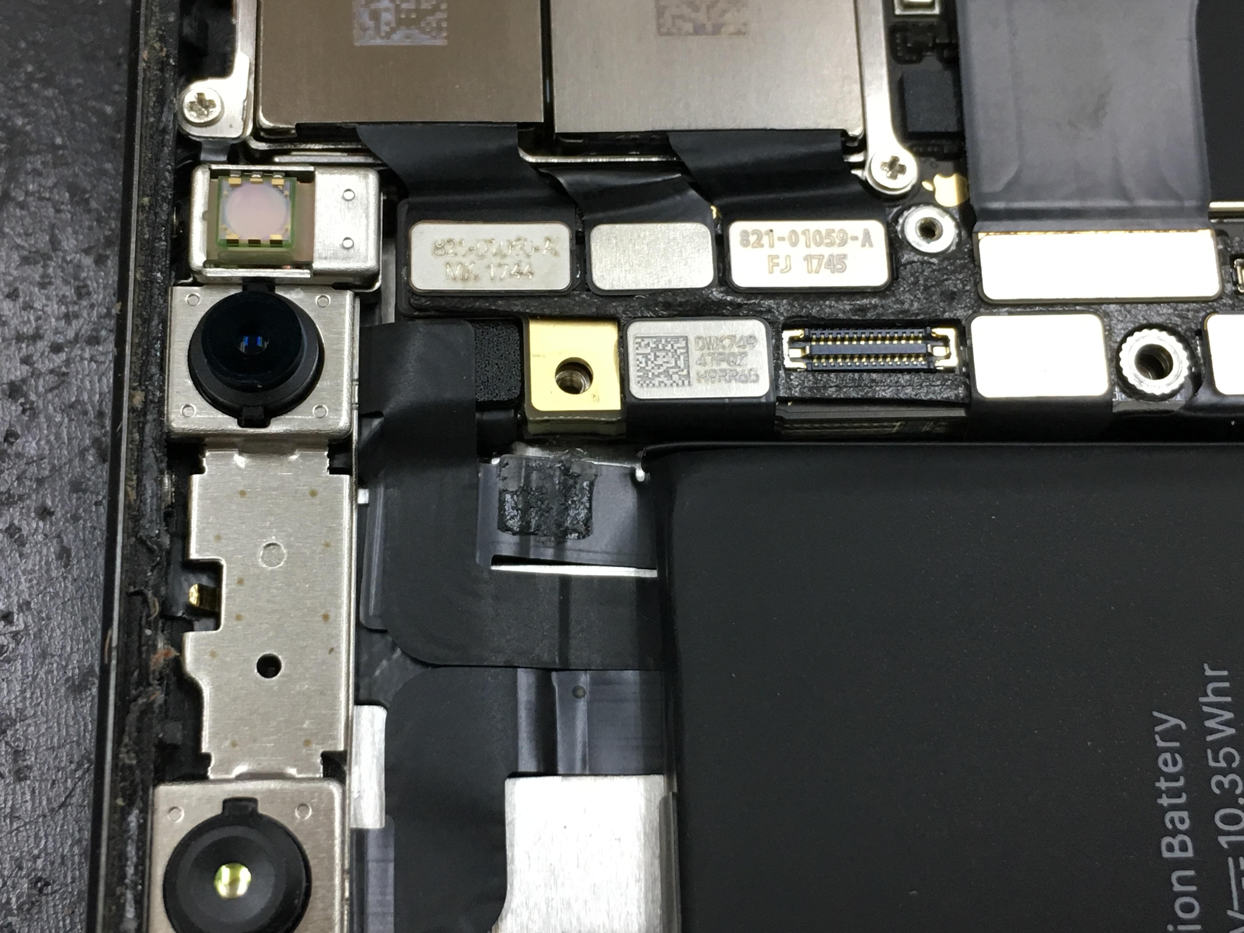 iPhoneX画面交換5