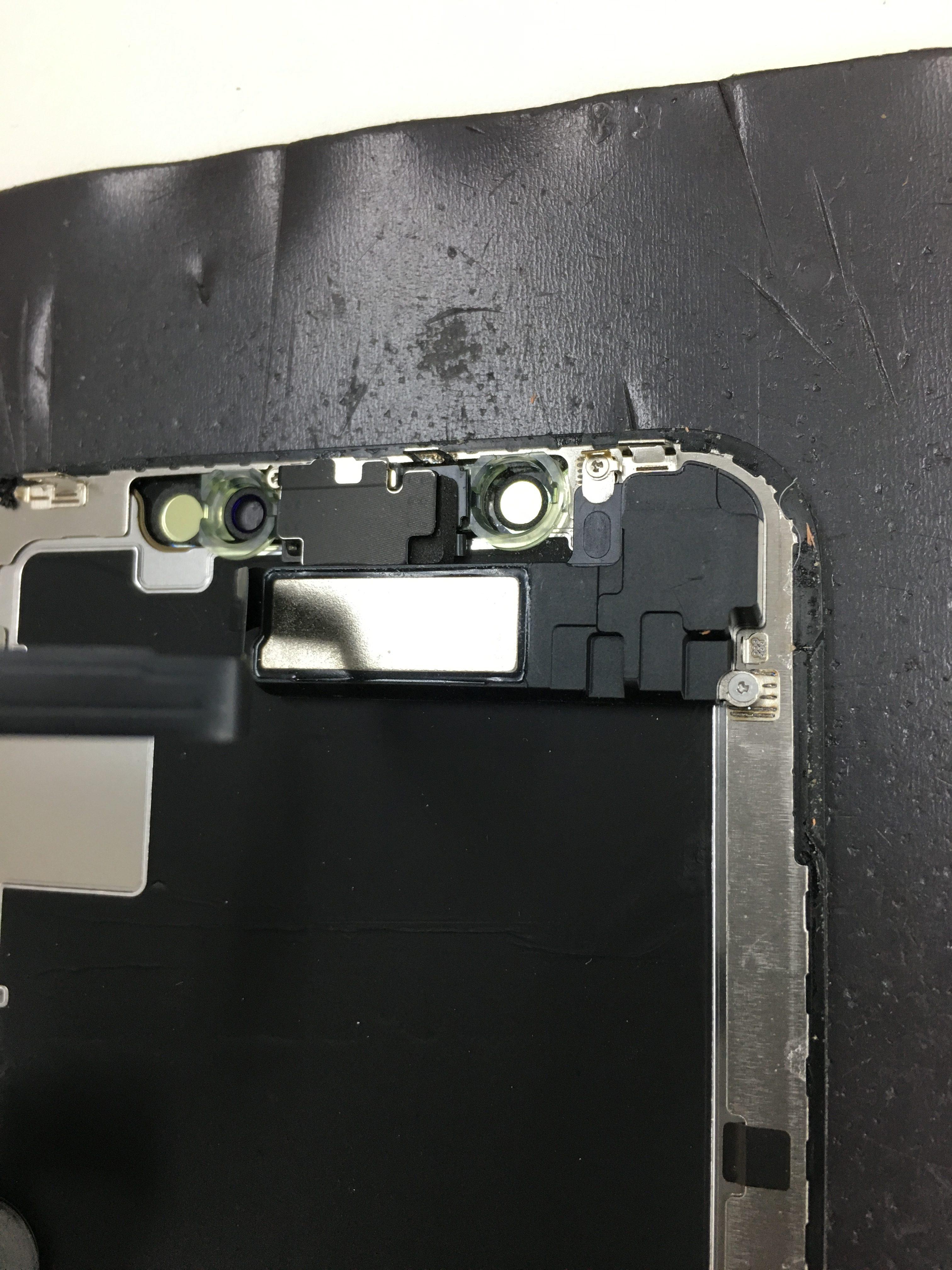 iPhoneX画面交換6
