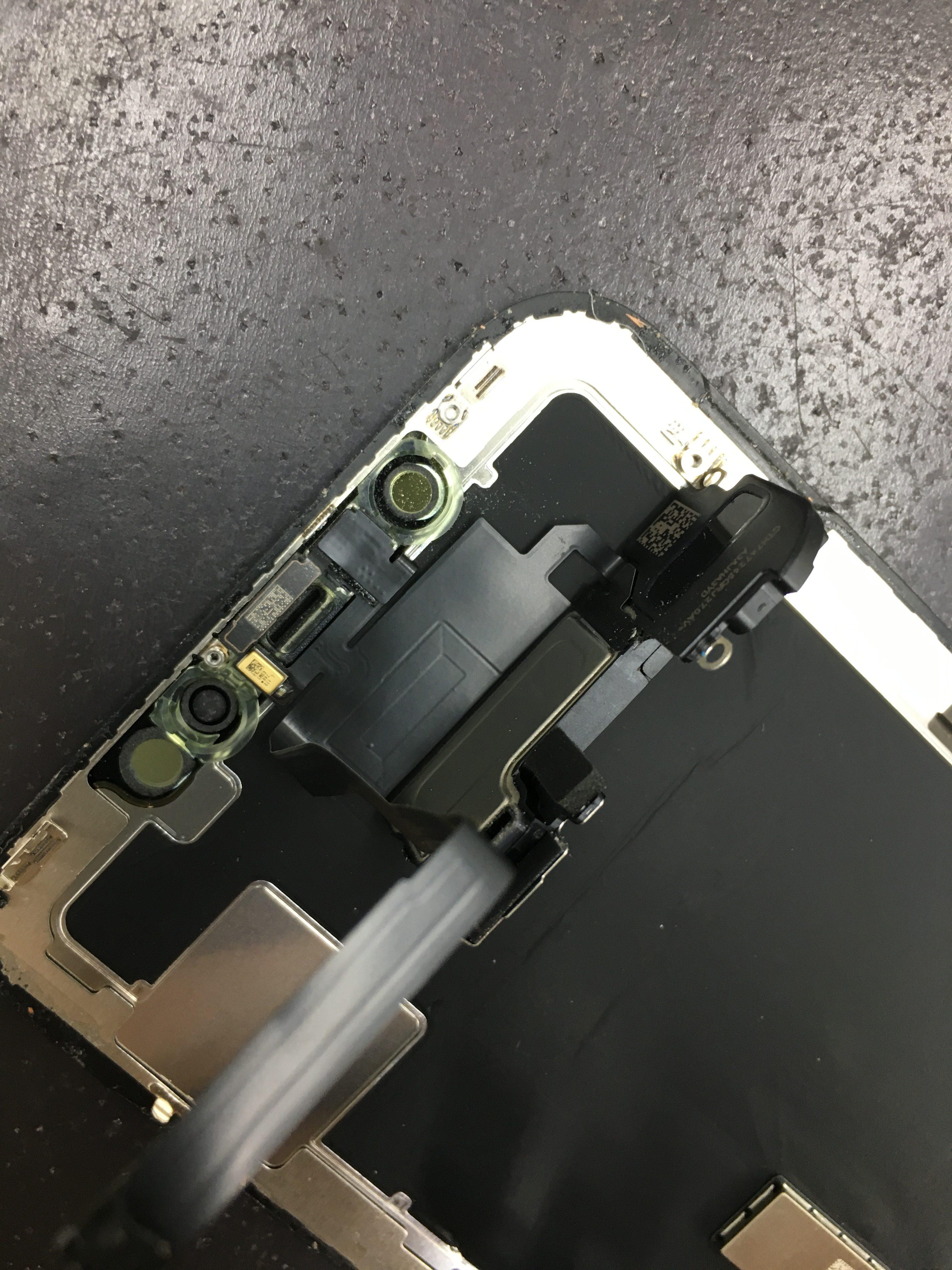 iPhoneX画面交換7