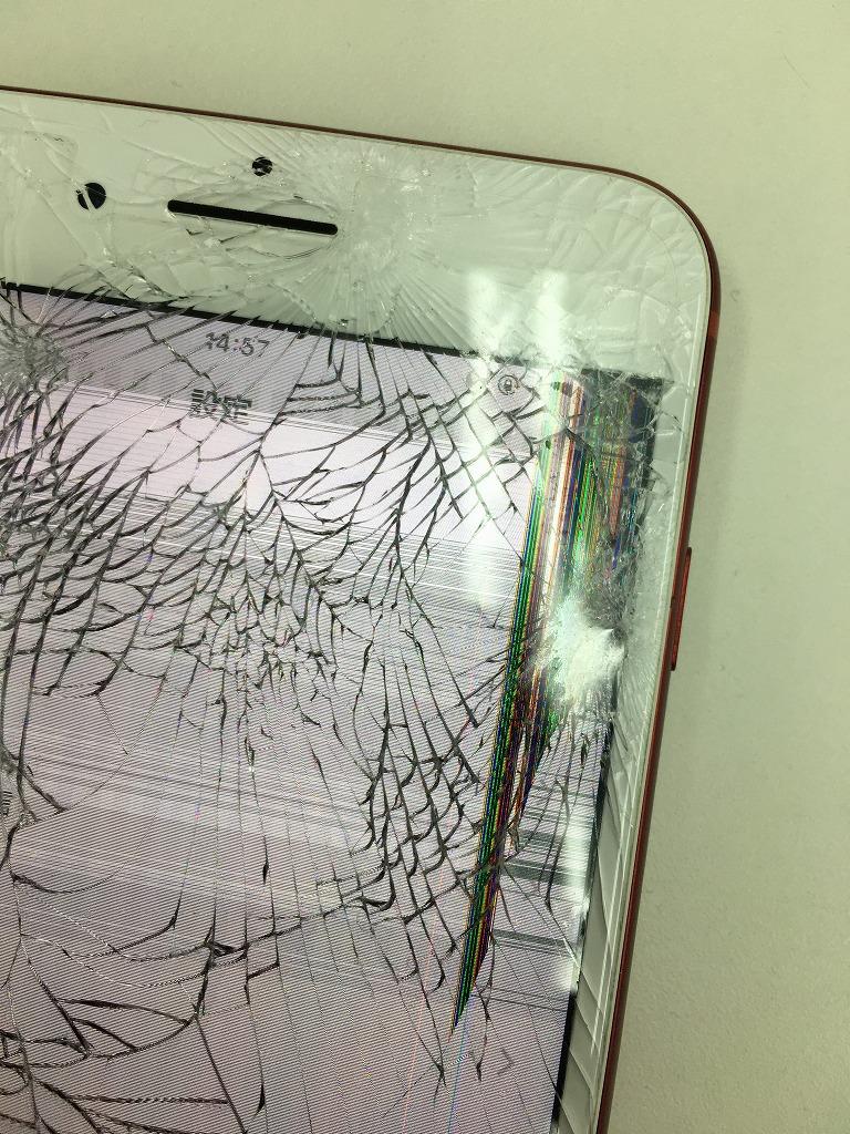 iPhone7Plus画面交換前2
