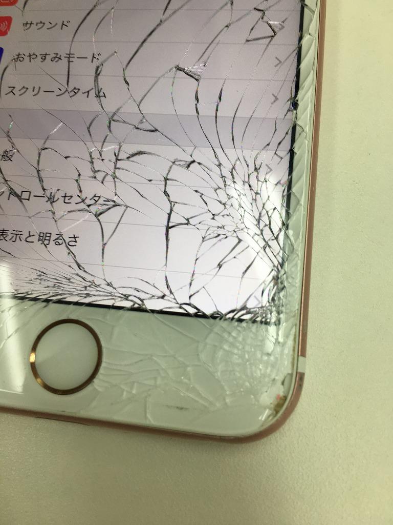 iPhone6s画面交換前2