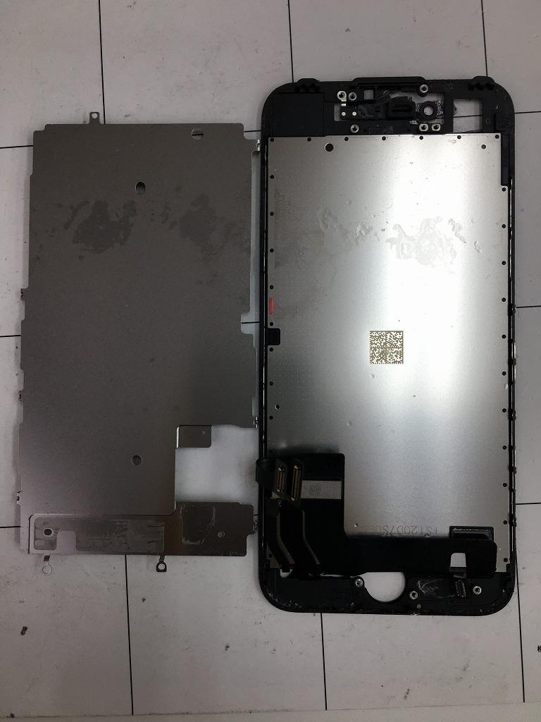 アイフォン7水没復旧作業8