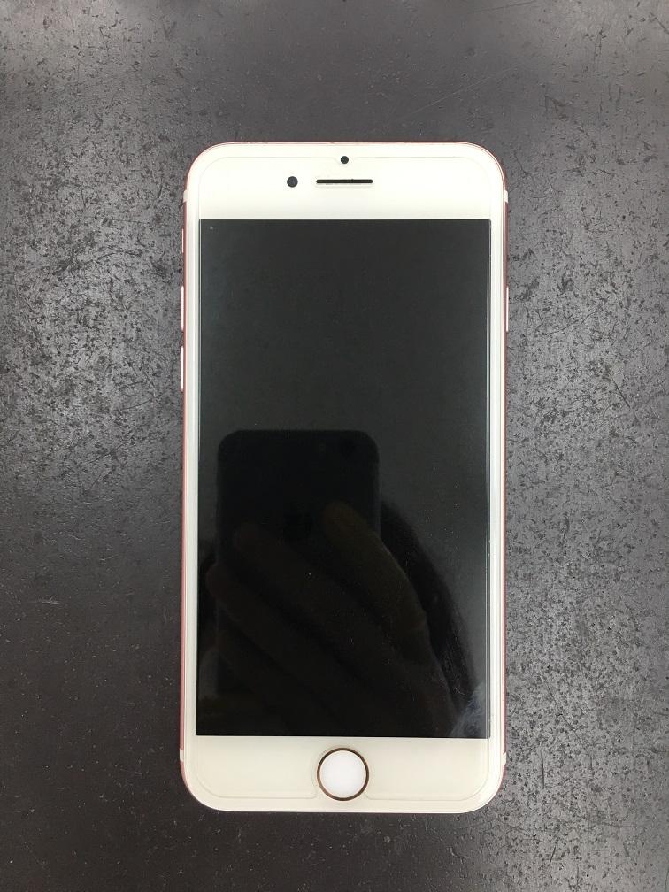 iPhone7液晶不良修理前