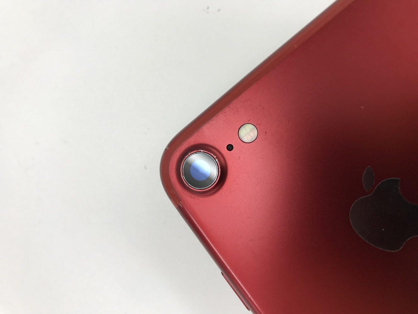 アイフォン7 カメラレンズ交換 交換後