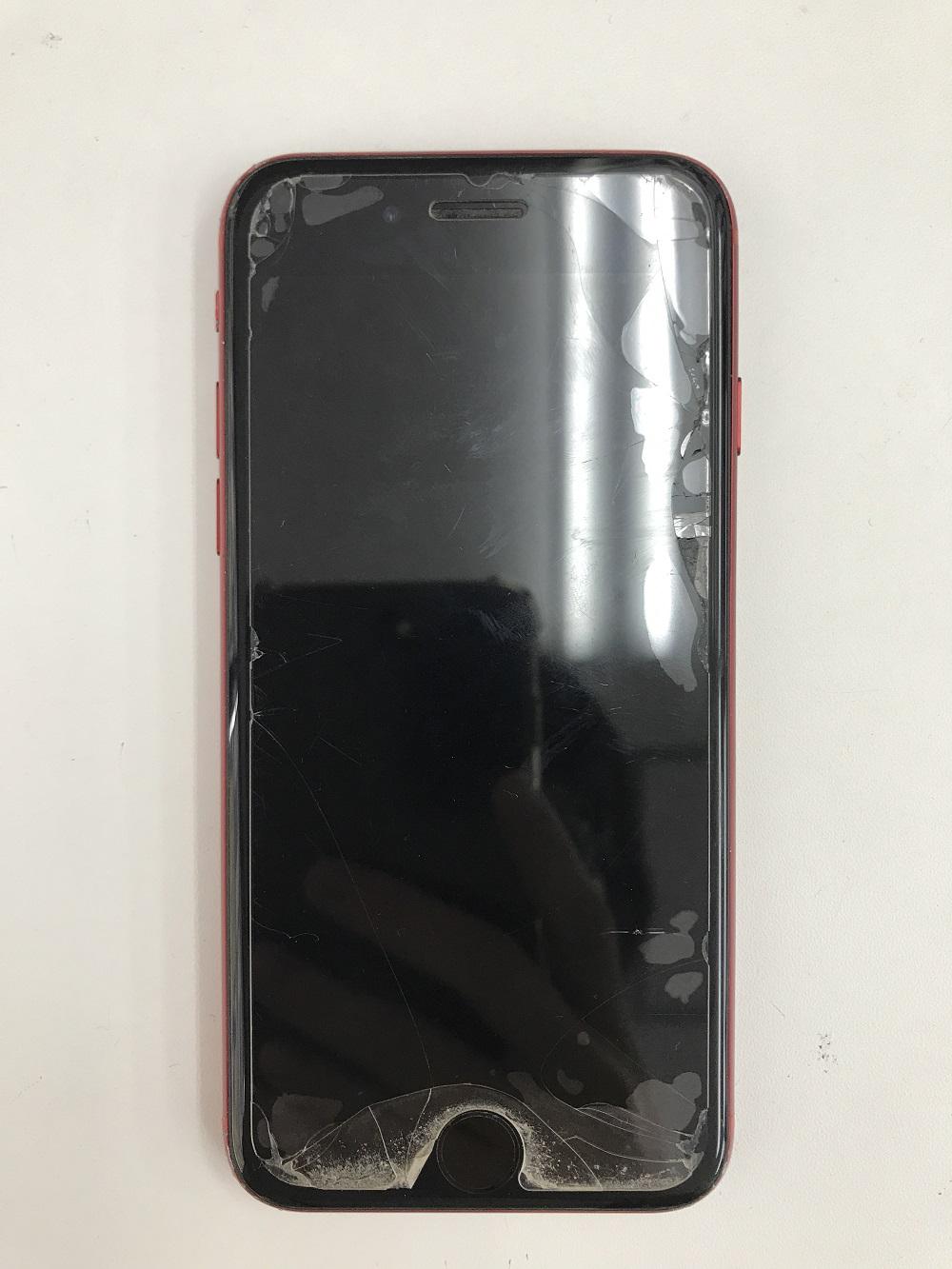 アイフォン8 水没復旧 画像1