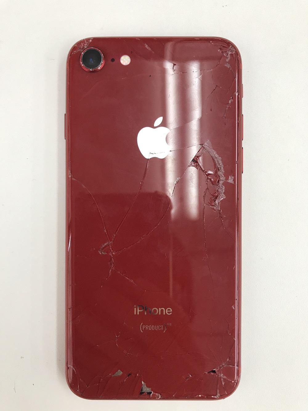 アイフォン8 水没復旧 画像2