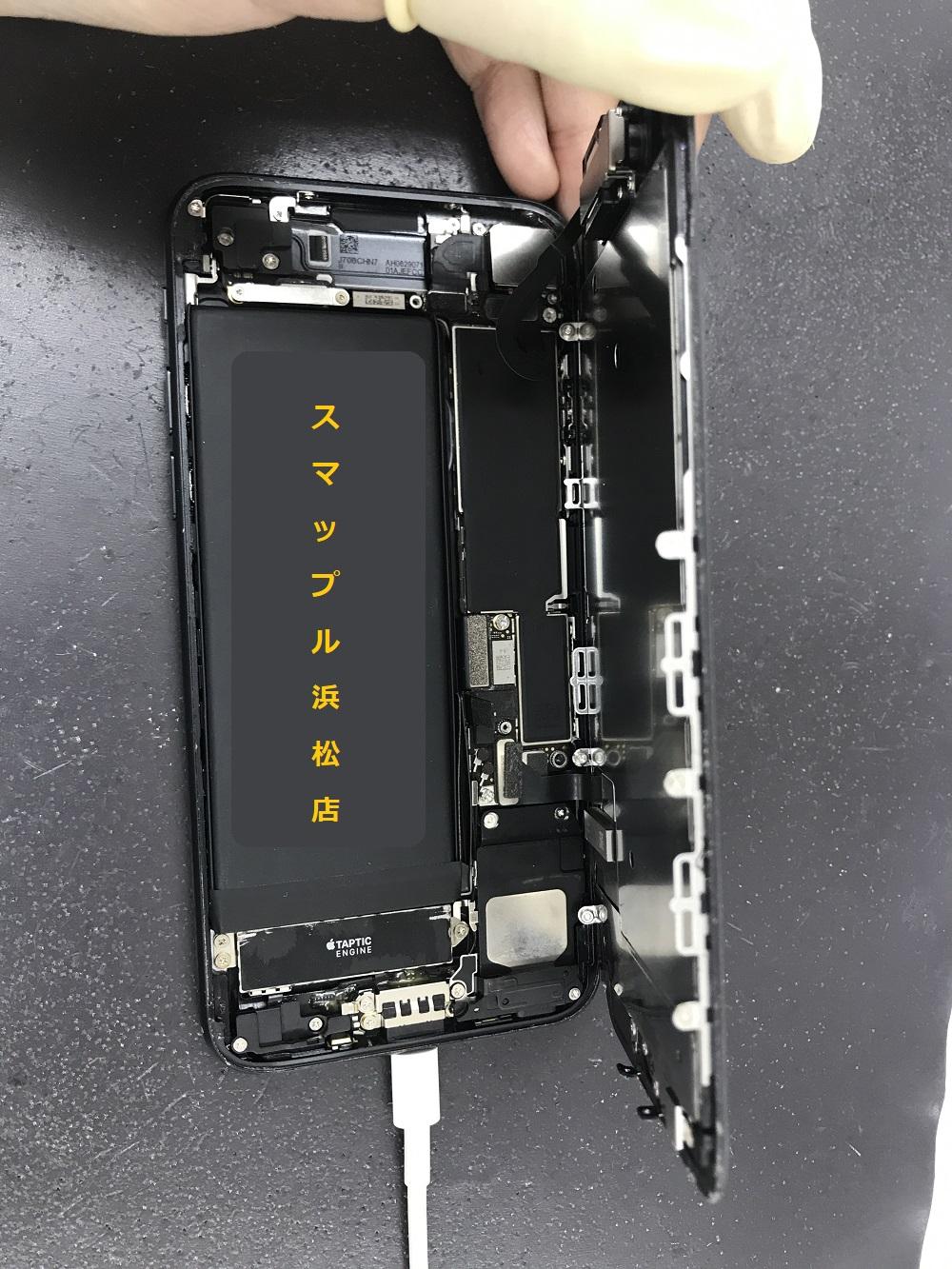 起動不良iPhone7調査1