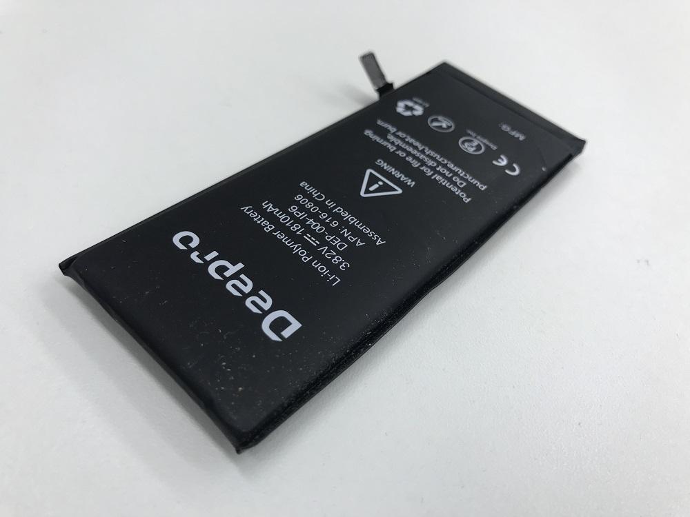 アイフォン バッテリー 膨らみ