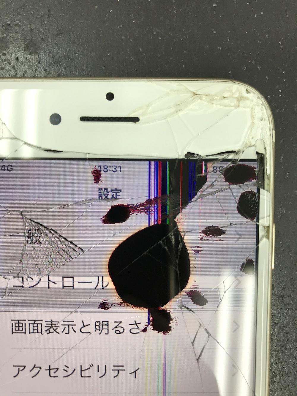 iPhone7液漏れ 修理後