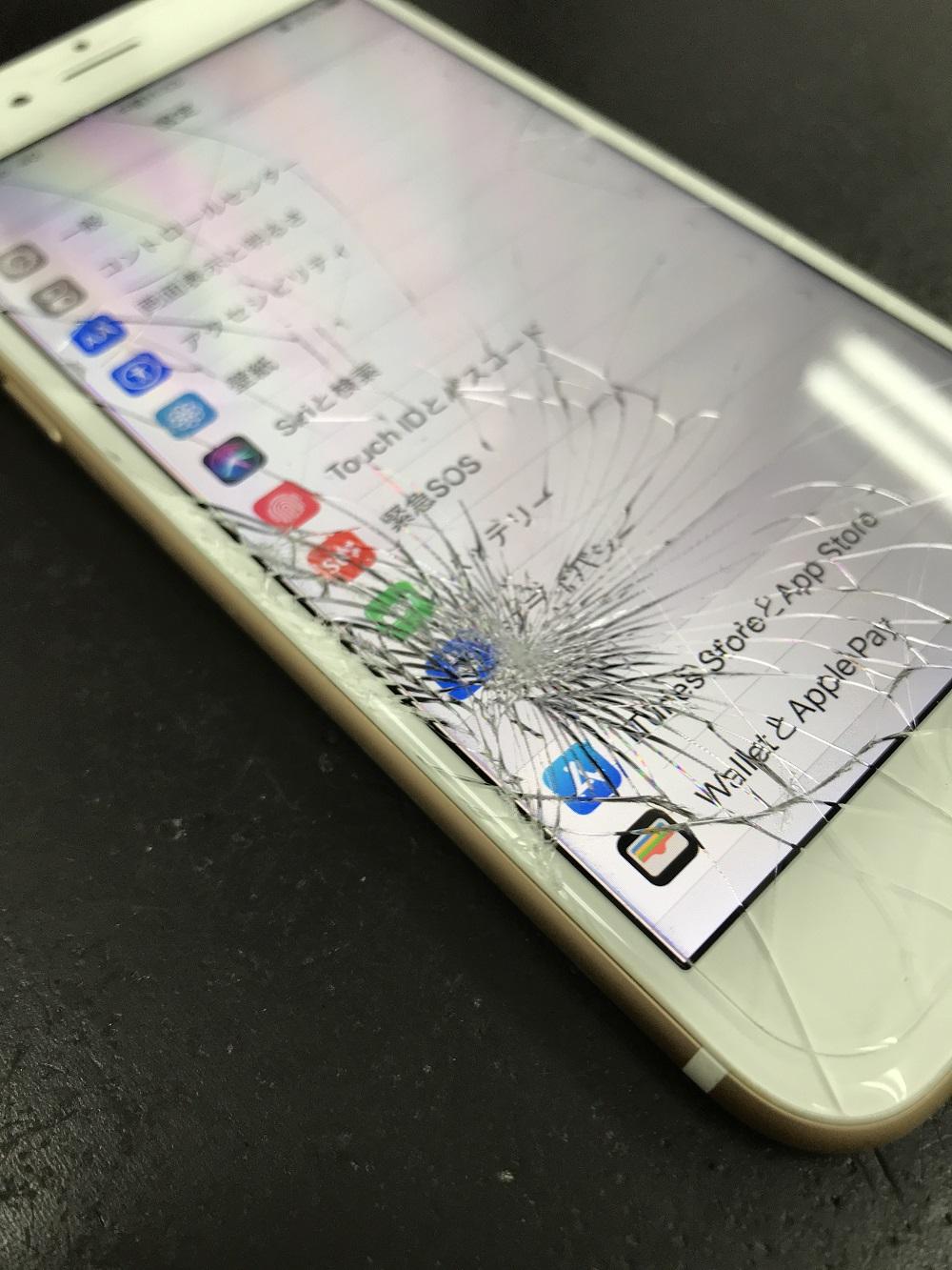iPhone6s画面交換前 写真2