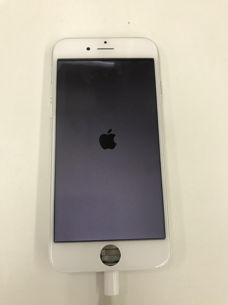 iPhone6水没修理後
