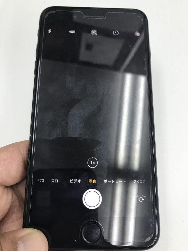iPhone7Plusカメラ交換前